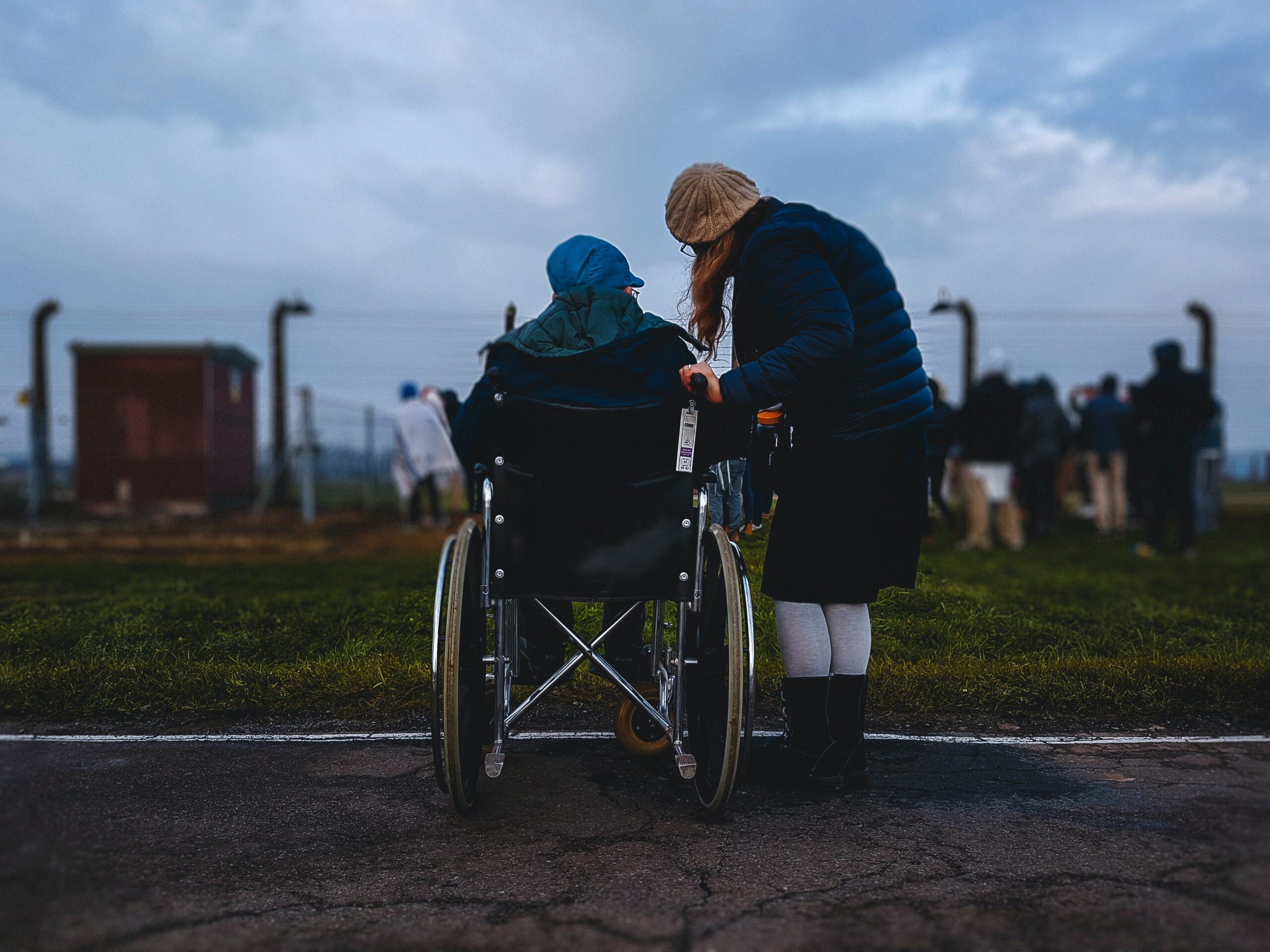 disability benefits are provided for better future